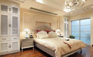 新古典风格别墅奢华卧室装修图片
