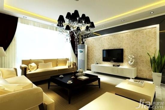 欧式的布艺包花家具,彰显华贵品味图片
