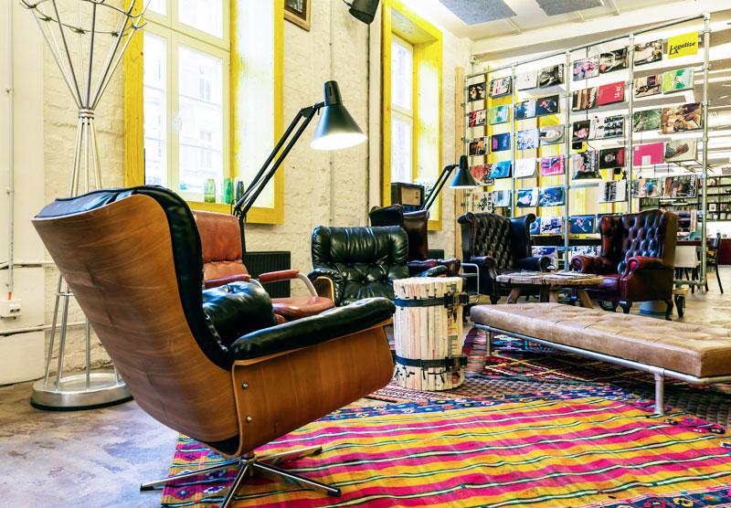 简约风格舒适沙发效果图