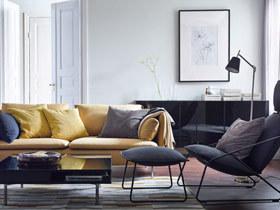 客厅搭配方案 17款简约装饰画设计