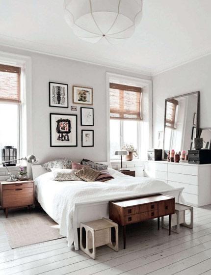 简约风格简洁卧室改造