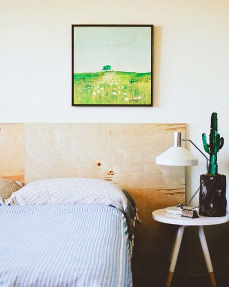 简约风格简洁卧室装修效果图