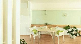 现代简约风格绿色壁纸效果图