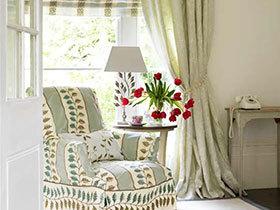 沙发后面好窗帘 21款窗帘图片