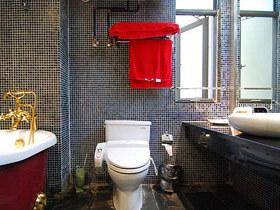 浪漫地中海 16款实用卫浴挂件效果图
