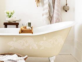 独立式浴缸图片 20款欧式卫生间设计