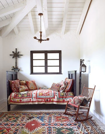民族风家居装饰品 7款斑斓色彩地毯