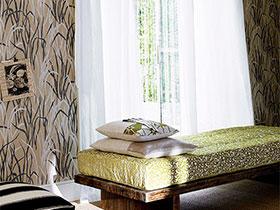 純色調布藝窗簾 21款白色窗簾圖片