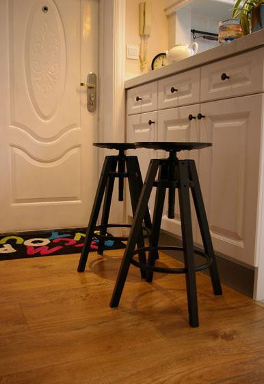 现代实用吧台玄关鞋柜设计