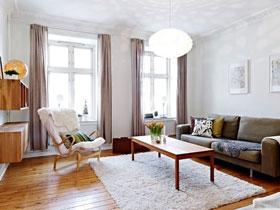 自然森系北欧风公寓 简洁设计性价比超高