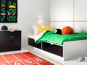 激发创造力 14款宜家儿童床设计