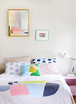 清新小卧室设计