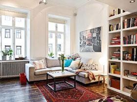 宜家东南亚风情LOFT公寓 时尚空间的典范