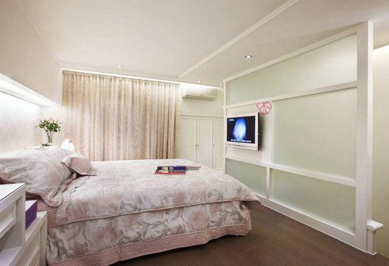 田园风卧室设计