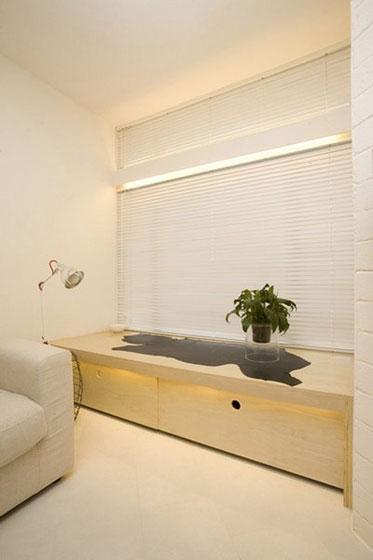 现代简约风格一居室小清新40平米装修效果图-您正在访问第6页 装修效