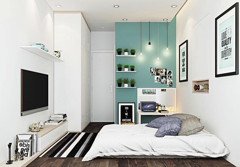 简洁现代简约卧室图片