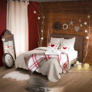星星点缀卧室背景墙图片