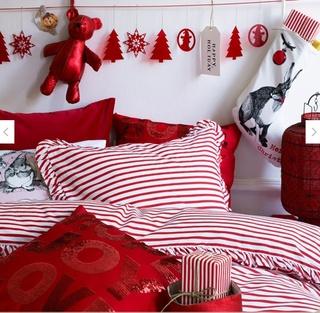喜庆红色装饰品图片