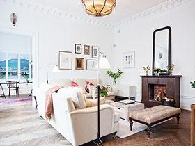 6款舒适北欧风情客厅实景图