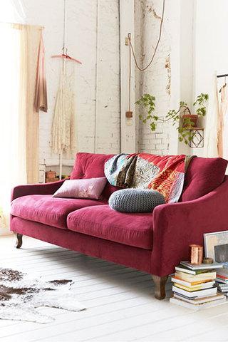 布艺沙发小客厅装修效果图