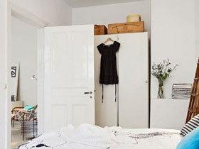 保持居室整洁 16款白色衣柜设计