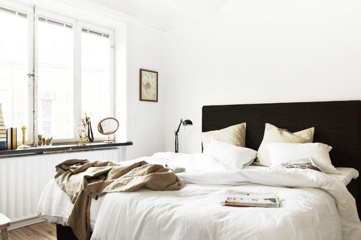 简洁卧室装修效果图