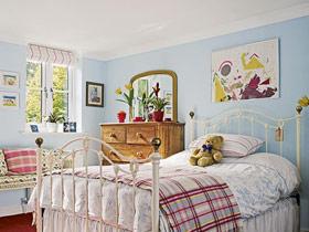 唯美装饰画 15款卧室背景墙设计