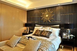 艺术时尚卧室设计效果图