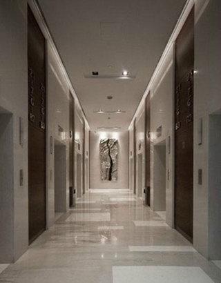 时尚简约走廊效果图