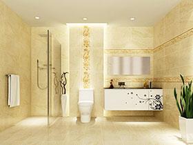 中式風來襲 15張大氣浴室柜設計圖