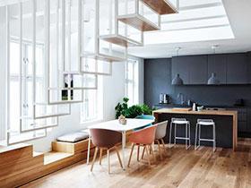 15款华丽楼梯 造最美复式空间