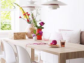 16款餐廳吊燈 點亮愉悅用餐空間