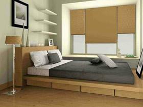 地台当卧室 15款卧室地台效果图
