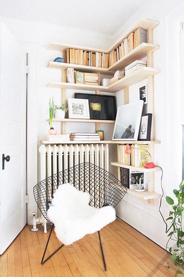 工作室创意家居装修效果图