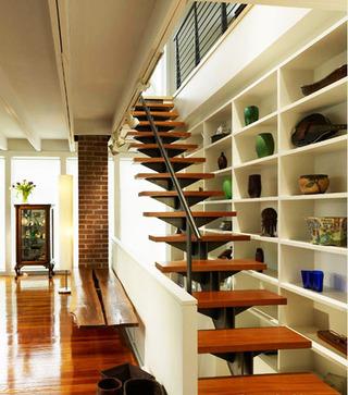 实用楼梯装修效果图