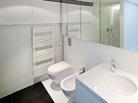 狭小空间如何造 14款卫浴挂件来帮忙