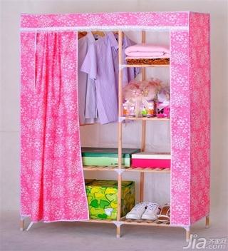 布衣柜怎么安装 布衣柜安装图欣赏