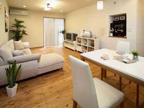 自然舒适日系两居室 生活原本很简单
