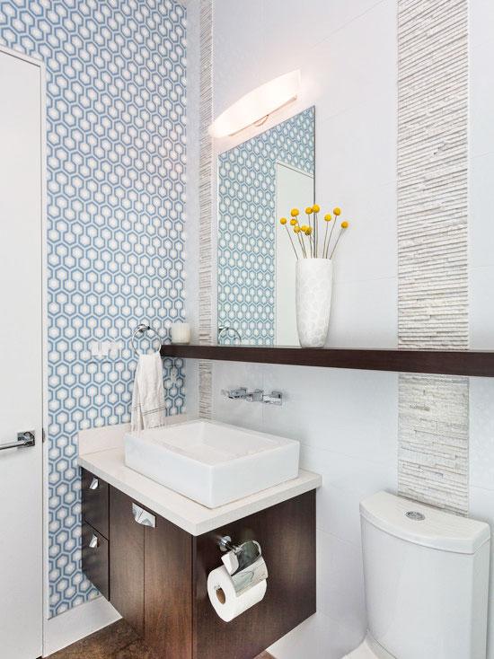 现代简约风格浴室柜效果图