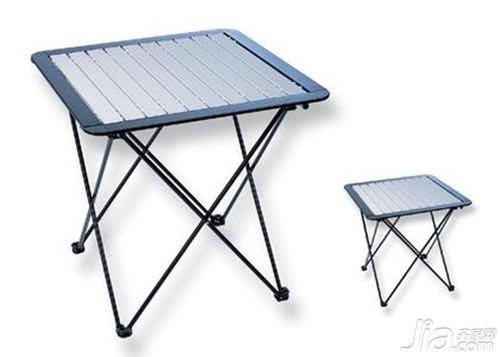 铝合金折叠桌好不好