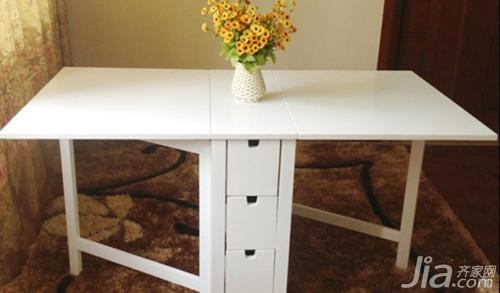 折叠桌尺寸