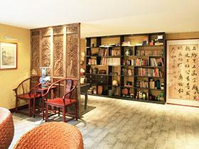 浪漫地中海氣息 12張書柜設計效果圖