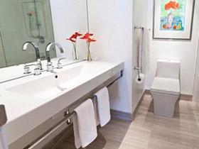卫生间收纳设计 12款卫浴挂件图片