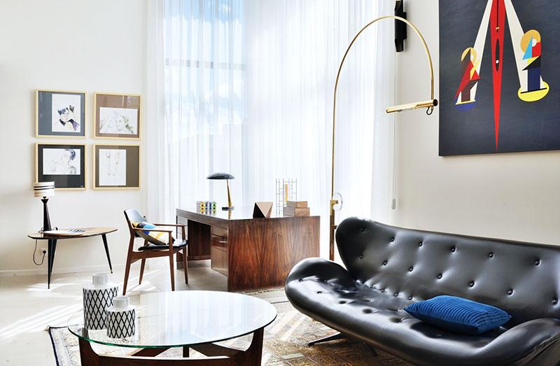 简约客厅沙发效果图