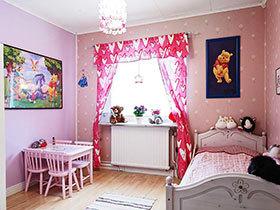 女生卧室装修图片 18款最可爱设计