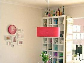 小清新户型必备 彩色餐厅吊灯设计