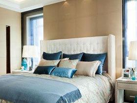 更好的家居生活 15款白色床头软包设计