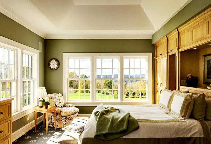 欧式田园小卧室家具摆设图片图片