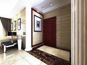 玄关马赛克装修效果图 创意空间设计