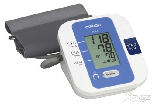 血压计的使用方法——水银血压计